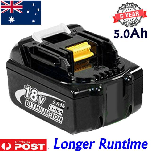 BL1850BL FOR Makita BL1860B-L 18V Cordless BL1830 BL1840 BL1820 Battery as OEM