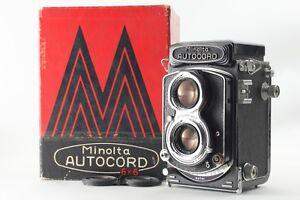 NEAR-MINT-in-BOX-Minolta-Autocord-TLR-Camera-w-Rokkor-75mm-f-3-5-Lens-JAPAN