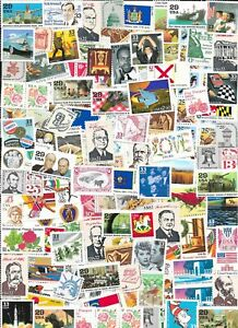 US postage $40+ Mint stamps in a very nice variation up to to $2.90 see scan