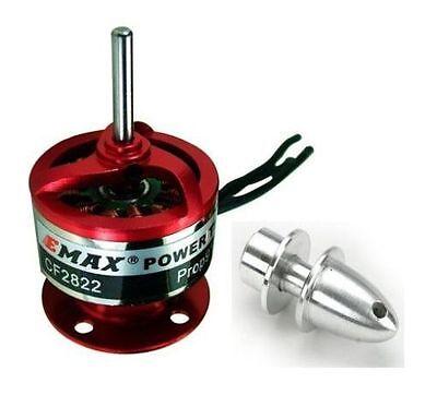 EMAX CF2822 1200KV Outrunner Brushless Motor w/ 3.0mm Propeller Adapter Multi