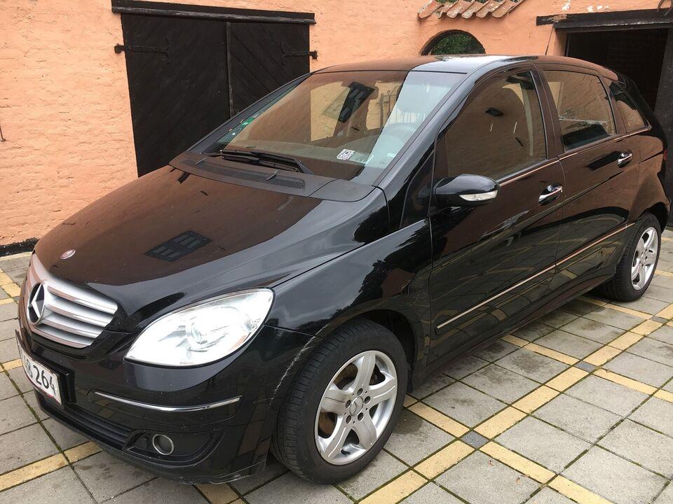 Mercedes B180 - 2.0 CDI