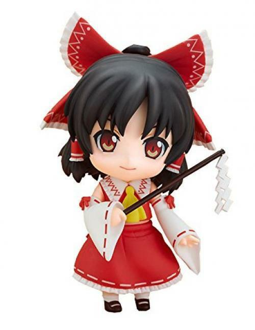 NEW Nendoroid 74 East Project Reimu Hakurei F/S