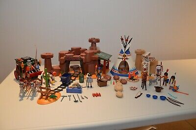 Find Playmobil Cowboy i Til børn Køb brugt på DBA