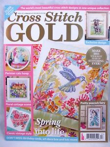 UK-Cross-Stitch-Gold-Magazine-April-2015-Issue-47-Cats-Heart-Spring-Patterns