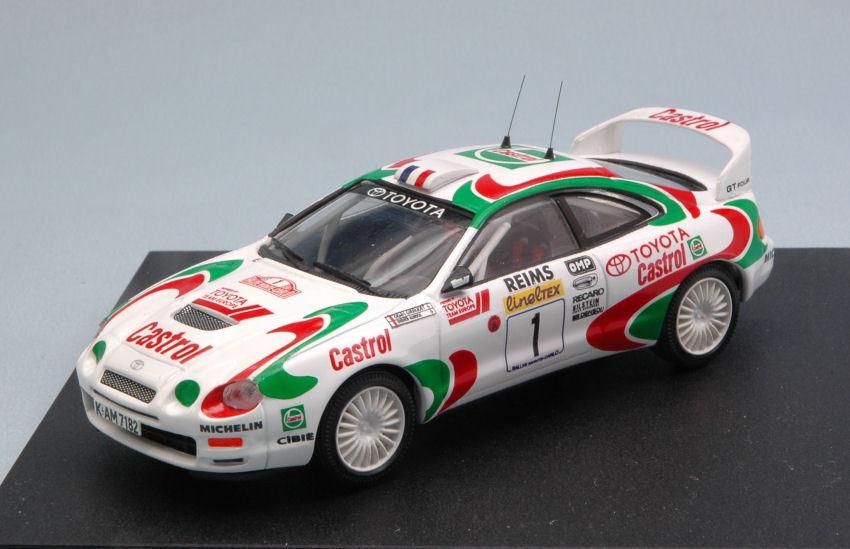 Toyota CELICA st205 Retired Monte Carlo 1995 Auriol Occelli 1 43 Model