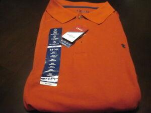 IZOD-Men-039-s-The-Advantage-Polo-Short-Sleeve-shirt-3XLT-NEW-w-Tags