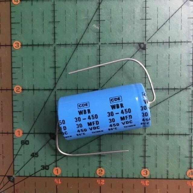 Electric Welder 450V 470uF Aluminum Electrolytic Capacitor Volume 30x50mm ukshop