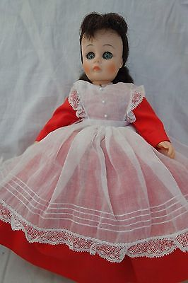 "Madame Alexander doll 7 1//2/"" JO with original box with tags Kkk 1961??"
