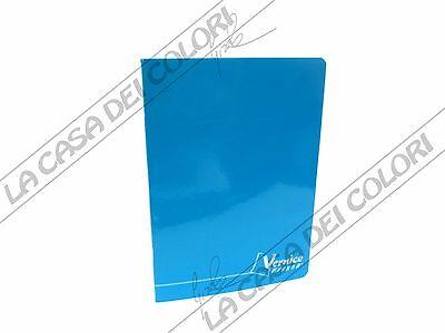 Quaderno A5 - Azzurro - Rigo C (righe 10 Mm Con Margine)