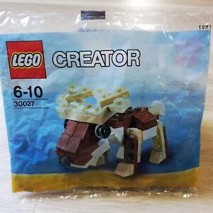 LEGO-Creator-Reindeer-polybag-30027