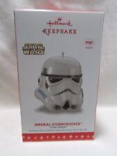 2016 Hallmark Keepsake Ornament Imperial Stormtrooper Star Wars Magic Sound B8