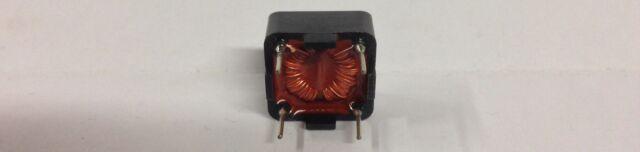Schaffner Common Mode Choke RN212-0.4//02 0.4 Amps 250V NOS
