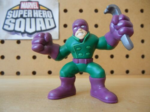 Marvel Super Hero Squad ULTRA RARE WRECKER from Secret Wars NOT RELEASED IN USA