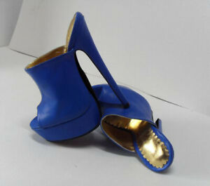 Womens-Platform-Super-High-Heels-Mules-Peep-Toe-Slippers-Stilettos-Sandals-Shoes