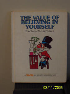The value of believing in yourself book