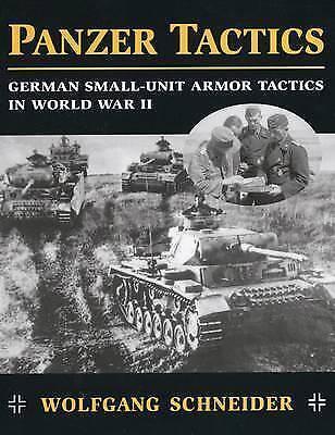 1 of 1 - Panzer Tactics: German Small-unit Armor Tactics  - Paperback