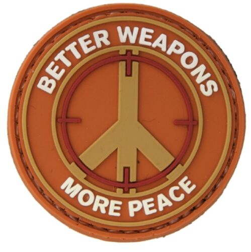 AC-110F Lancer Tactical BETTER WEAPONS PVC PATCH