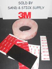 """3M SJ3560 Width 1/"""" x 72/""""inch Dual Lock Tape Clear VHB Adhesive Fastener Roll"""