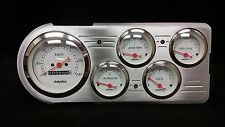 1948 1949 1950 FORD TRUCK 5 GAUGE DASH CLUSTER METRIC
