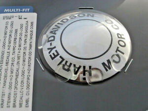 Harley Davidson Motor Co Tankdeckel Medallion Tankdeckelmedallion chrom 99539-97