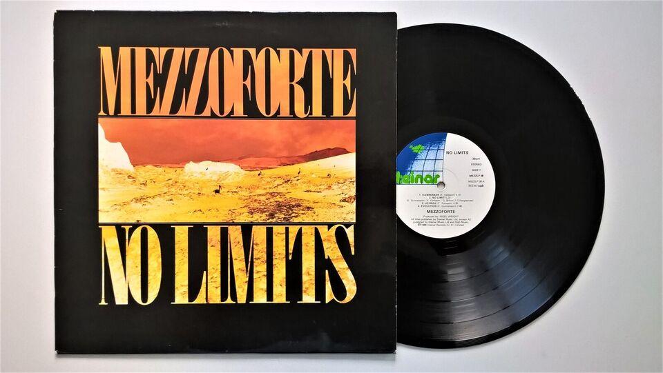 LP, Mezzoforte, No Limits
