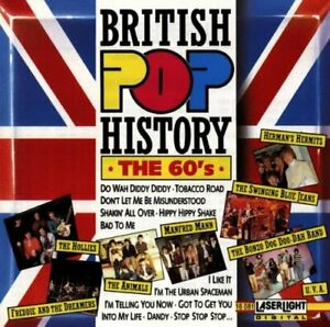 Various-Artists-British-Pop-History-60s-CD-Incredible-Value-and-Free-Shipping