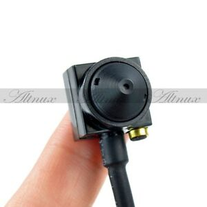 Details Zu Hd 1200tvl Mini Audio Pinhole Cctv Camera Home Security Micro Hidden Spy Cam Itc