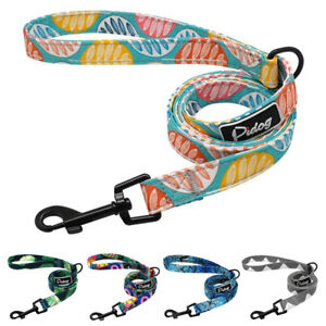 4ft-Nylon-Dog-Leash-Clip-Rope-Soft-Padded-Pet-Walking-Leads-for-Small-Large-Dogs