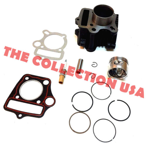 Cylinder Piston Rings Gasket Top End For Honda C 70 C70 Passport 1971-1983 New