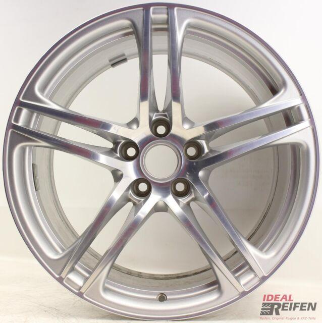 1 Original Audi R8 V8 Llanta de Aluminio Eje Trasero 420601025E 10 ,5x19 ET55
