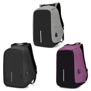 Anti-Theft-Waterproof-Laptop-Backpack-USB-Charging-Travel-Backpack-School-Bag