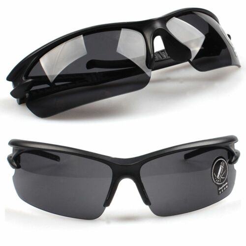 Night Vision Cycling Riding Driving Glasses Sports Sunglasses Goggles UV400