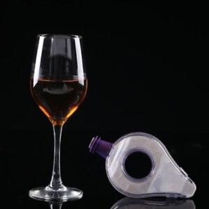 1xPortable-Red-Wine-Aerator-Pour-Spout-Bottle-Pourer-Aerating-Decanter-FM