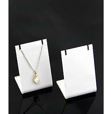 Earrings Necklace Pendant Display Stand Rack Accessories Jewellry Holder