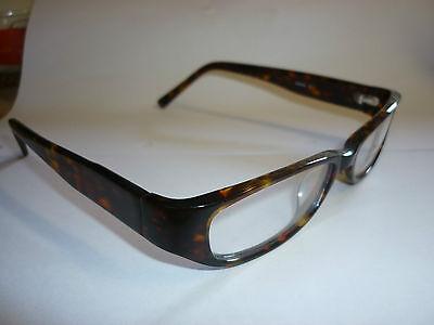 Chunky Tortoise Shell Frames Glasses Eyeglass Spectacle G-2017 Ex Display G057