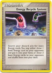 Energy-Recycle-System-73-108-EX-Power-Keepers-Uncommon-MINT-Pokemon