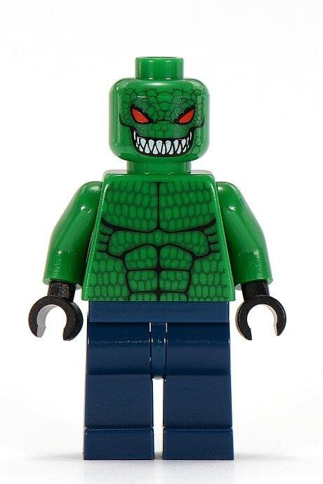 LEGO - BATMAN - KILLER CROC - MINIFIG   MINIFIGURE