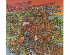 CD-DAN-HICKS-AND-THE-HOT-LICKS-last-train-to-hicksville-US-EX-BLUES-ROCK