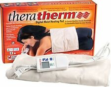Theratherm Digital Moist Heating Pad forTemporary Pain Relief (Large / Standard)