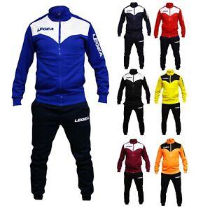 Tuta-Uomo-Legea-Modello-Peru-039-Fitness-Allenamento-Calcio-Palestra