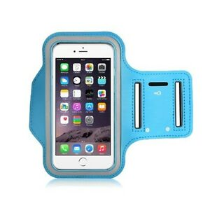 Light-Blue-Armband-for-iPhone-7-Plus-Gym-Exercise-Running-Gym-Phone-Case-Cover
