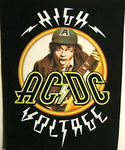 AC-DC-RUCKENAUFNAHER-BACKPATCH-6-034-HIGH-VOLTAGE-ANGUS-YOUNG-034