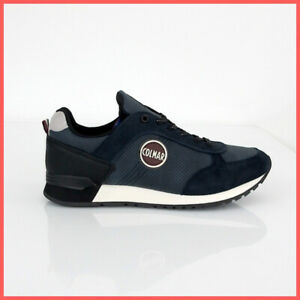 genuine shoes large discount great deals Dettagli su COLMAR ORIGINALS scarpe uomo TRAVIS DRILL 020 col. BLU inverno  2019