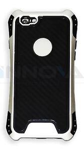 NEUF-Etui-antichocs-PC-Couverture-etui-housse-pour-Apple-iPhone-6-6S-Argent