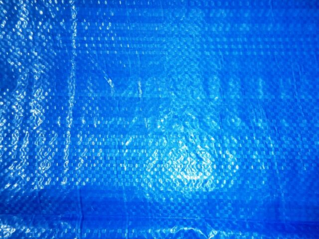 Blue DeWitt M8X10 Super Tarp Outdoor Canopies 2.3 oz//Small