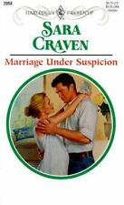 Marriage Under Suspicion (Harlequin Presents #2058), Sara Craven, 0373120583, Bo