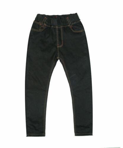 IENENS Infant Baby Boys Trousers Denim Pants Children Kids Boy Clothes Jeans