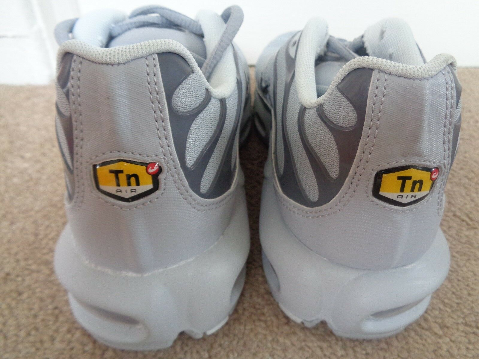 Nike Air max plus trainers sneakers chaussures 852630 006 us uk 6 eu 40 us 006 7 NEW+BOX 611f62