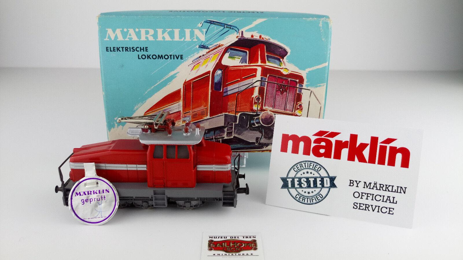 MARKLIN HO 3044 - E-LOK EA 800 - TESTATA - MOLTO BUON STATO - PRUFSIEGEL - ÖVP