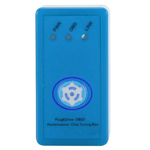 EcoOBD2 Plug And Drive EcoOBD2 Chip Tuning Box For Car Reducing Fuel Consumption